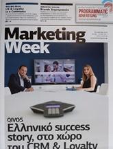 Marketing Week omslag