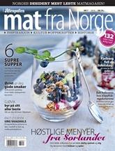 Mat fra Norge omslag