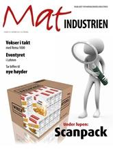 Matindustrien omslag