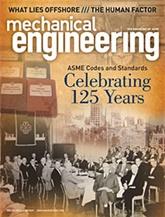 Mechanical Engineering omslag