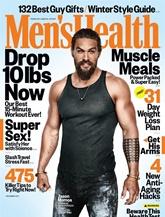 Men's Health (UK Edition) omslag