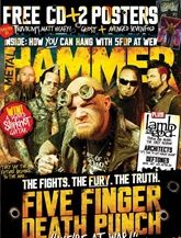 Metal Hammer omslag
