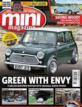 Mini Magazine omslag
