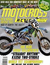 Motocross Action omslag