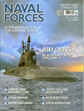 Naval Forces omslag