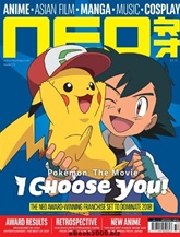 Neo Magazine omslag
