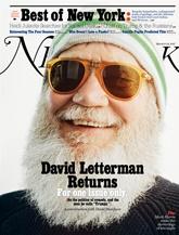 New York Magazine omslag