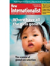 New Internationalist omslag