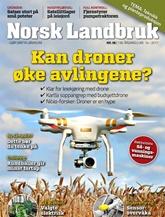 Norsk Landbruk omslag
