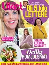 Norsk Ukeblad omslag