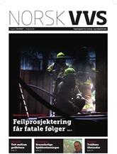 Norsk VVS omslag