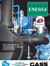 Norsk Energi omslag