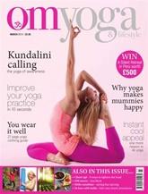 Om Yoga omslag