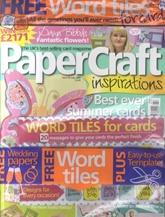 Papercraft Inspirations omslag