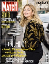 Paris Match omslag