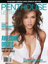 Penthouse omslag