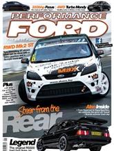 Performance Ford omslag