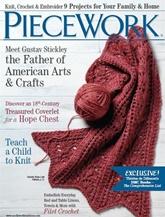 Piecework omslag