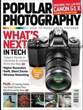Popular Photography omslag