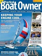 Practical Boat Owner omslag