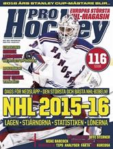 Pro Hockey omslag