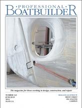 Professional Boatbuilder omslag