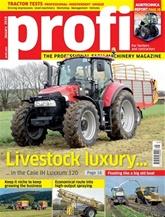 Profi International (UK Edition) omslag