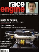 Race Engine Technology omslag