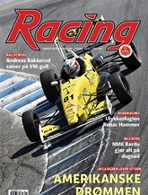 Racing omslag