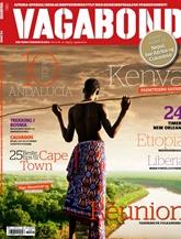 Reisemagasinet Vagabond omslag