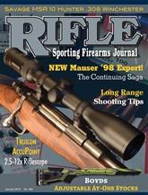 Rifle omslag
