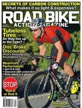 Road Bike Action omslag