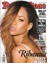 Rolling Stone Magazine omslag