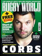 Rugby World omslag
