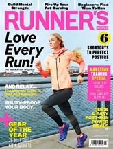 Runner's World (UK Edition) omslag