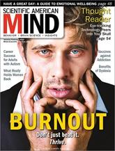 Scientific American Mind omslag