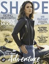 Shape Magazine omslag