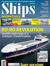 Ships Monthly omslag