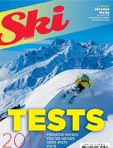 Ski Magazine omslag