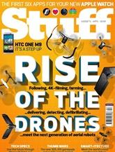 Stuff Magazine (UK Edition) omslag