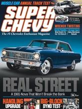 Super Chevy omslag