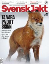 Svensk Jakt omslag
