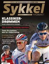 Sykkelmagasinet omslag