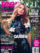 Teen Vogue omslag