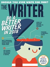 The Writer omslag