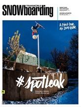 Transworld Snowboarding omslag