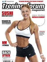 Treningsforum magasinet omslag