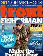 Trout Fisherman omslag