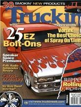 Truckin' omslag