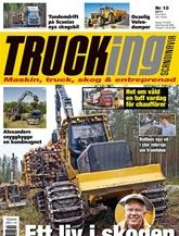 Trucking Scandinavia omslag